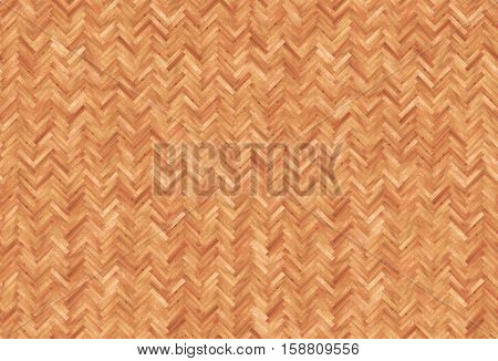 Seamless texture of Herringbone pattern parquet floor