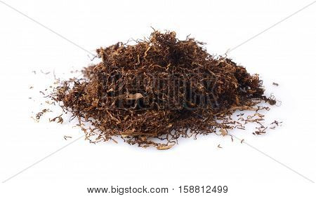 Cut Dried Leaves Of Tobacco For Cigarettes