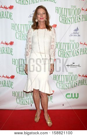 LOS ANGELES - NOV 27:  Cynthia Basinet at the 85th Annual Hollywood Christmas Parade at Hollywood Boulevard on November 27, 2016 in Los Angeles, CA