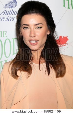 LOS ANGELES - NOV 27:  Jacqueline MacInnes Wood at the 85th Annual Hollywood Christmas Parade at Hollywood Boulevard on November 27, 2016 in Los Angeles, CA