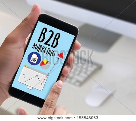 B2B Marketing  Business To Business Marketing Company , B2B Business To Business Corporate Connectio