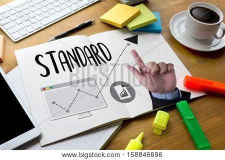 Standard Go Quality Assurance , Standard Operating Procedure , Inscription Standard  , Time For Stan