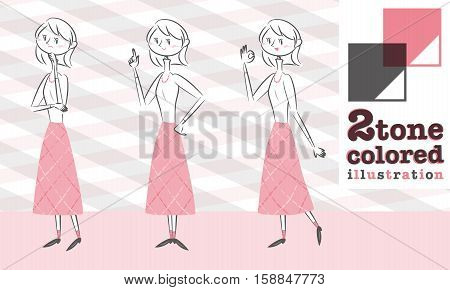 Woman Skirt Fashion In Smart Form Worry Guide Ok