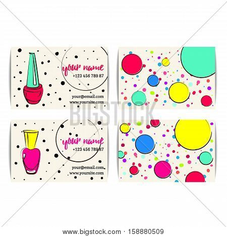 Nail Polish Business Vector Photo Free Trial Bigstock