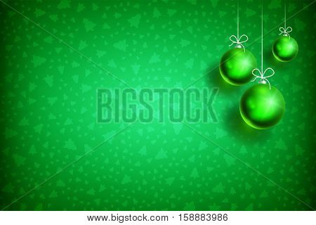 Christmas Ball Ornament Background-03
