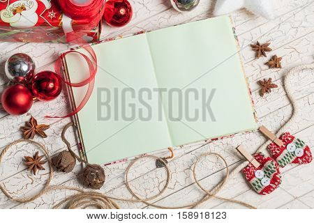 preparing for the new year party list for gifts