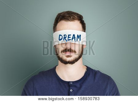 Dream Big Motivation Vision Word Concept
