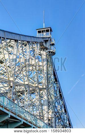 Blue Wonder Bridge