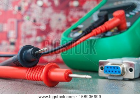 Setup, Repair Of Electronic Equipment. Develop Or Hobby-related Electronics.