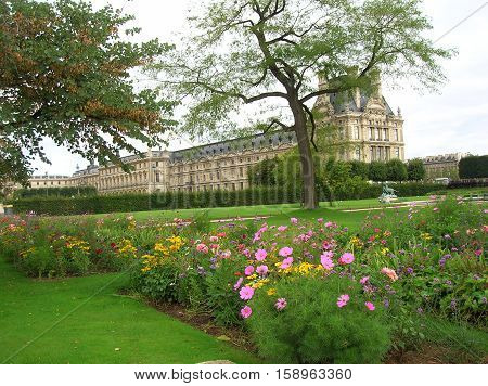 Paris-capital of France; the administrative center of the region Ile-de-France.