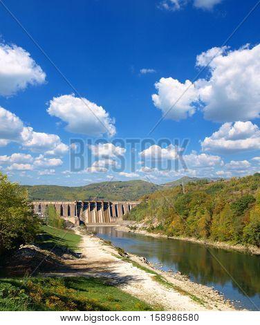 Hydropower-waterdam