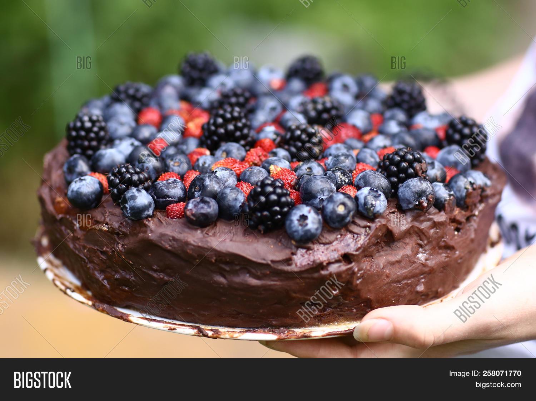 Birthday Cake 17 Year Image Photo Free Trial Bigstock