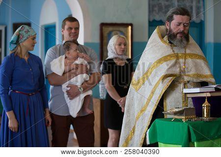 Belarus, Gomel, On July 2, 2018. Zyabrovskaya Church.belarus, Gomel, On July 2, 2018. Zyabrovskaya C