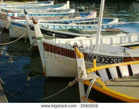 Fishing Boats Cassis