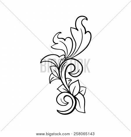 Black Hand Drawn Vector & Photo (Free Trial) | Bigstock