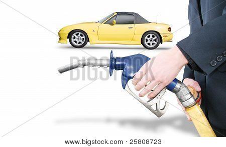 Petrol Bowser Pump
