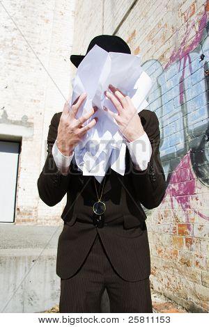 Paperwork Tears