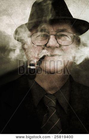 Pipe Dream Of A Crime Scene Investigator