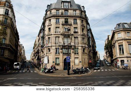 Buildings Kleber Avenue - Paris - France