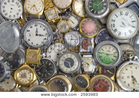 Hours, Mechanisms, Time.