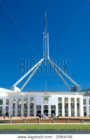 Parlamento di Canberra