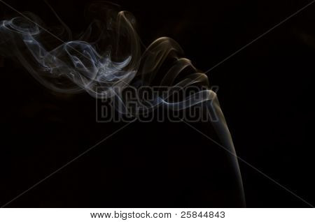Smoke waves