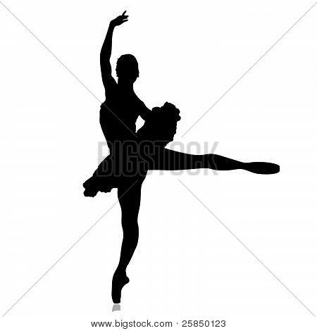 Ballerina Vector.eps