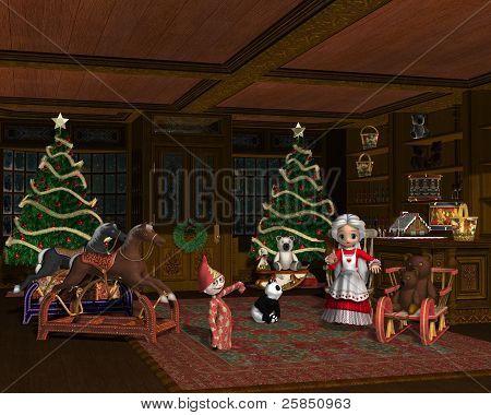 Weihnachten Wunsch
