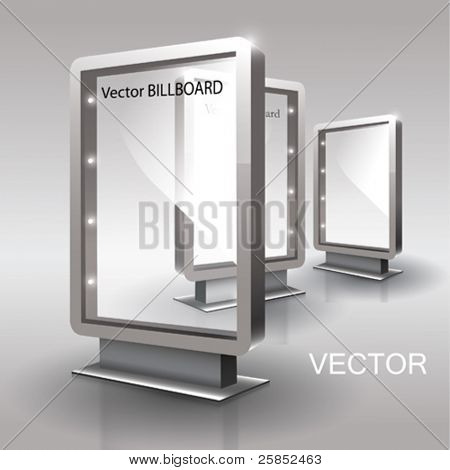 Vector Billboard For Your Text