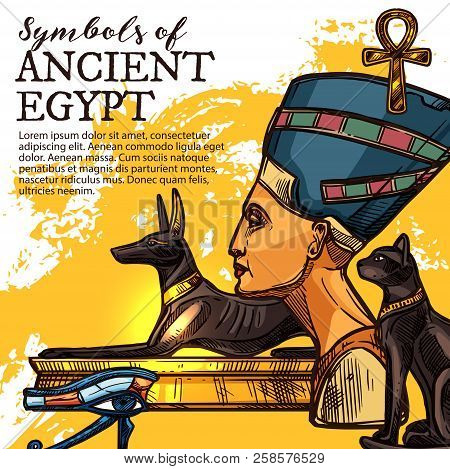 Ancient Egypt Culture Vector Photo Free Trial Bigstock
