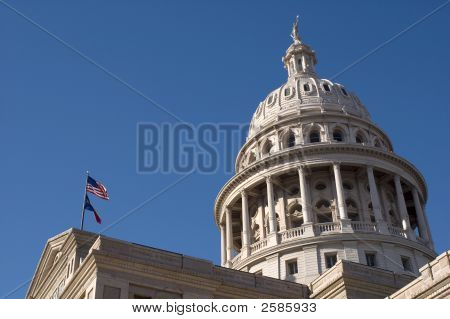 State Capitol Texas 0001