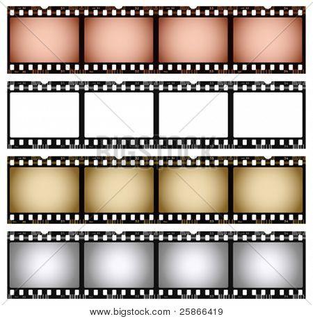 vector illustration of film