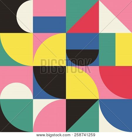 Abstract Geometry Pattern Graphic 11