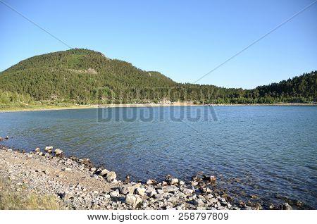 Lake Chebache, State National Natural Park