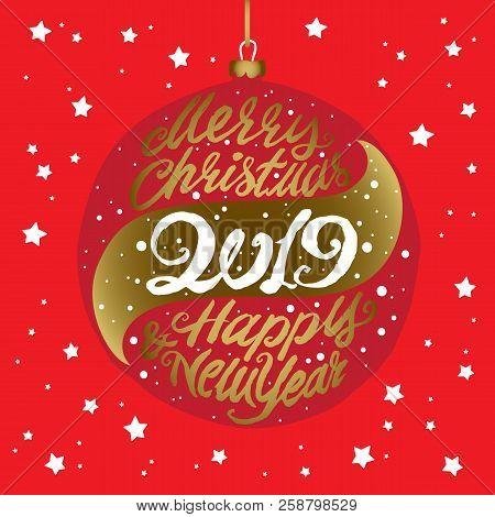 Holiday Greeting Card Vector & Photo (Free Trial) | Bigstock