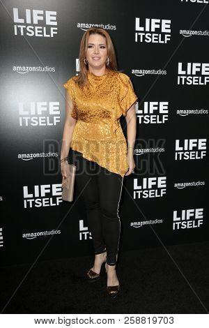 LOS ANGELES - SEP 13:  Alicia Machado at the