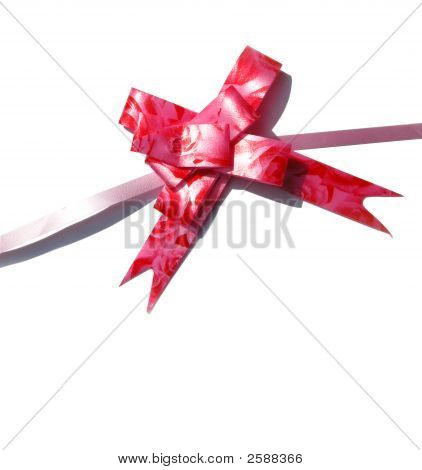 Gift Red Ribbon