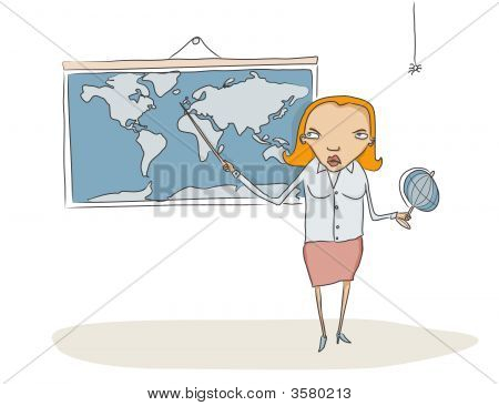 Geography Teacher