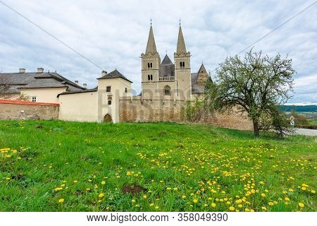 St. Martin's Cathedral In Spring