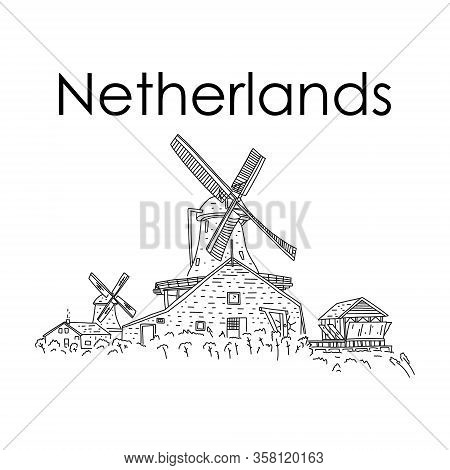 Windmills Rich History And Culture Netherlands. Explore Rotterdam And See All That City Has To Offer