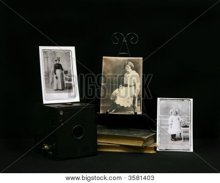 Vintage Photographs From 1910 Era