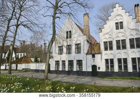Brugge Beguinage
