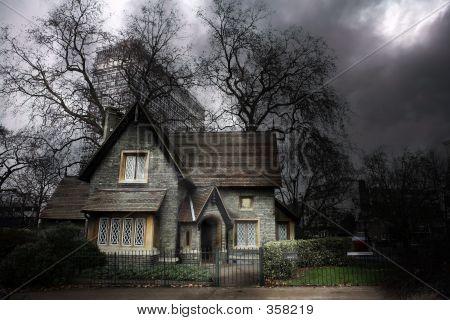 Casa embrujada #1
