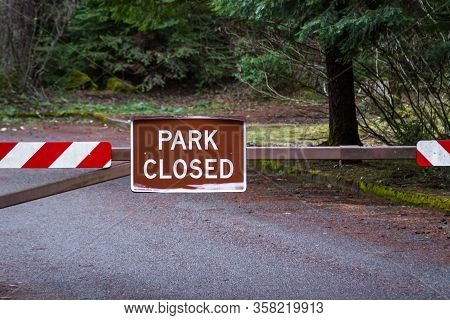 State Wide Closure Of Hiking Trails And State Parks Due To The Covid19 Pandemic