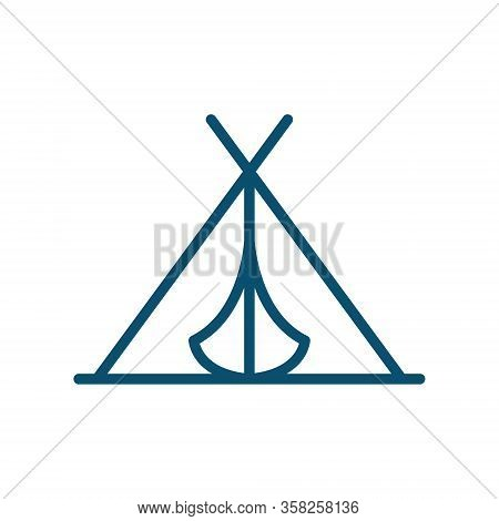 Tent. Tent icon. Tent vector. tent icon vector. Tent logo. Tent symbol. tent web icon. camping icon. Holidays icon vector. Travel and vacation icon. Outdoor activity vector. Flat Travel vector illustration design.
