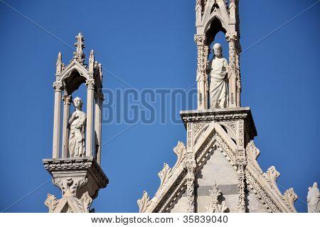 Church in Pisa, Italy