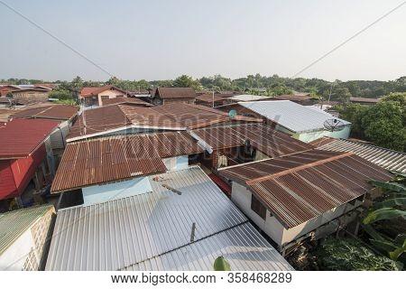 Asia Thailand Sukhothai Old Town