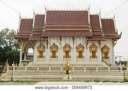 Asia Thailand Sukhothai City Wat Ratchathani