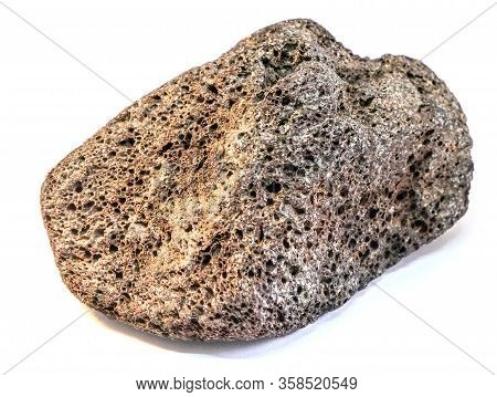 Pumice. Called Pumicite In Its Powdered Or Dust Form, Is A Volcanic Rock That Consists Of Highly Ves