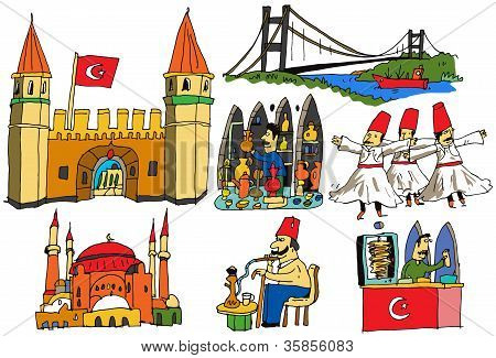 Turkey - National scenes